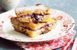 French Panettone French Toast With Ricotta Recipe Breakfast