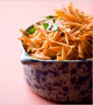 French French Grated Carrot Salad Recipe Appetizer
