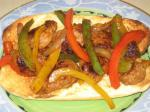 American Sausage and Pepper Subs Appetizer