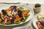 American Roasted Cabbage And Pumpkin Salad With Caraway Dressing Recipe Appetizer