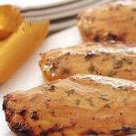 Hungarian Spicy Chicken with Yogurt Appetizer