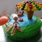 American Birthday Cake Pool Appetizer