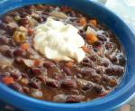 Canadian Healthy Black Bean Soup 1 Dinner