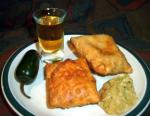 American Spicy Jalapeno Envelopes Dinner