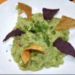 Mexican Guacamole to the Fresh Coriander Appetizer