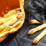 Canadian Hearty Finger halloween Witches Finger Food Appetizer