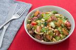 Australian Sweet and Sour Vegetable Stirfry Appetizer