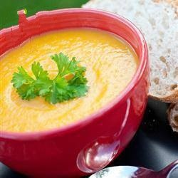 American Soup of Potatoes and Chirivias Soup
