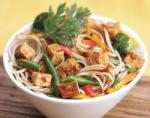 American Soba Noodle Stirfry Appetizer