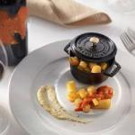 Canadian Patatas Bravas with Sweet Peppers Dessert