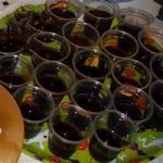Australian Berry Shooters Recipe Appetizer