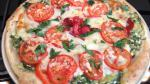 Australian Red White and Green Pizza Recipe Appetizer