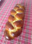 Canadian Christmas Bread almondfilled Challah Dinner