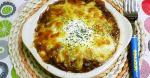 British Simple Baked Curry Rice Casserole 1 Dinner