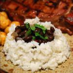 Canadian Groves Black Beans and Rice Alcohol