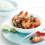 American Wok the Lobster Appetizer