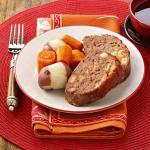 Canadian Slowcooked Meat Loaf Appetizer