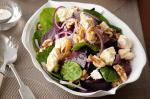 American Roasted Beetroot And Feta Salad Recipe Appetizer