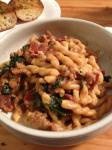 American Skillet Penne and Sausage Supper Dinner