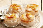 American Coconut Rice Pudding With Caramelised Pear Recipe Drink