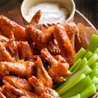 Buffalo Wings 1 recipe
