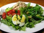 American California Nicoise Salad Dinner