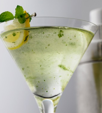 Canadian Vodka Mint Alcohol