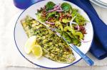 American Grilled Lemon And Dill Fish With Red Quinoa Salad Recipe Dinner