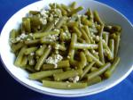 American Green Beans With Sesame Dinner