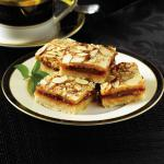 American Buttery Apple Almond Shortbread Dessert