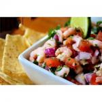 American Shrimp Salsa Recipe Appetizer