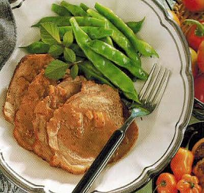 American S Immered Beef In Coconut Gravy Dinner