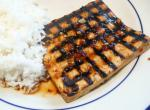 American Spicy Grilled Tofu BBQ Grill