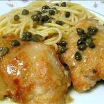 Canadian Chicken Piccata by Ccheryl Alcohol