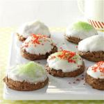 British Snowcapped Mocha Fudge Drops Dessert