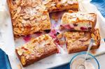American Buttermilk And Berry Slice Recipe Dessert