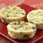 American Mini Quiches with Fennel Appetizer