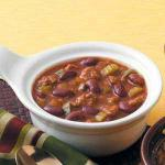 American Slow Cooker Beef Chili Appetizer