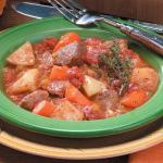 American Slow Cooker Beef Stew 8 Appetizer