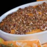 American Boston Market Sweet Potato Casserole 1 Dessert