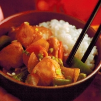 Chinese Sweet and Sour Chicken 3 Dinner