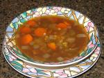 American Best Beef Barley Soup Dinner