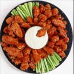 American Dads Authentic Buffalo Wings Soup