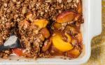 American Easy Peach Crisp Recipe 1 Dessert