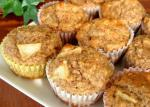 American Oatmeal Apple Raisin Muffins 3 Dessert
