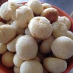 Brazilian Brazilian Cheese Corn Balls pao De Queijo Located Appetizer