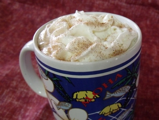 American Kicky Hot Chocolate Dessert