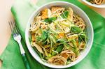 Canadian Warm Chicken And Soba Noodle Salad Recipe Appetizer