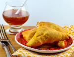 Easy Crescent Samosa indian Style Sandwiches recipe