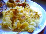 American Creamy Rich Ranch Potatoes With Cheese Appetizer